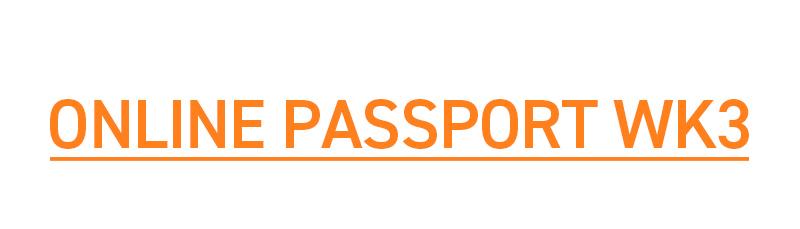 ONLINE PASSPORT WK3